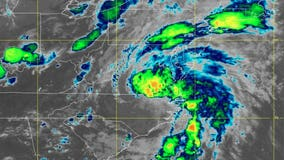 Tropical Storm Elsa brings rain, gusting winds to area overnight