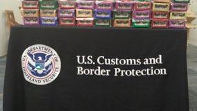 CBP seizes 6,000 pairs of false eyelashes