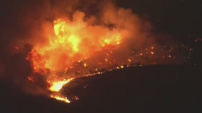 Couple charged with involuntary manslaughter in California wildfire sparked by gender reveal