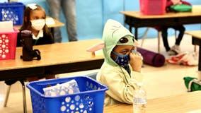 California will still require masks inside schools, despite new CDC guidance