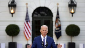 Biden says US is in 'better place' despite COVID-19 pandemic in July 4 address