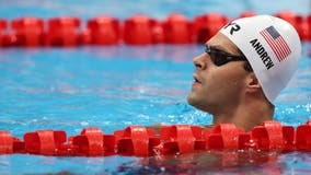 Michael Andrew, the unvaccinated US swimmer, goes maskless at Tokyo Olympics