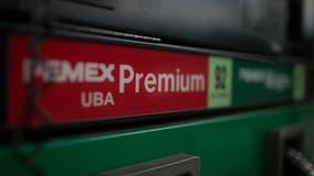 VIDEO: Mexico's Pemex suffers huge gas pipeline fire in Gulf