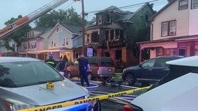 Infant, grandmother dead after Hamilton Township house fire, authorities say