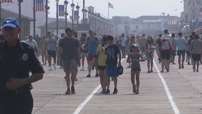 Jersey Shore prepares for brush with Elsa