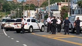 SWAT officer fires at armed suspect while serving warrant in Ogontz, police say