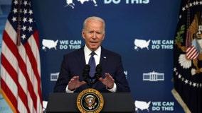 'Democracy did prevail': Biden marks 6 months since Capitol riot