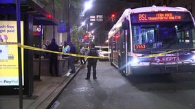 Man, 29, extremely critical after he was shot onboard SEPTA bus near City Hall