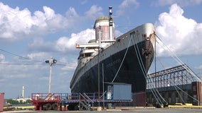 SS United States: Could the massive ship have a future after 25 years of sitting idle?