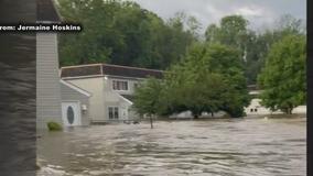 Historic flooding destroys Bensalem, Croydon homes, leaves some homeless