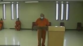 Judge keeps Mount Laurel man hurling racial slurs jailed after hearing