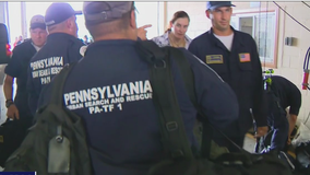 PA Task Force One returns home after assisting Miami condo collapse recovery efforts