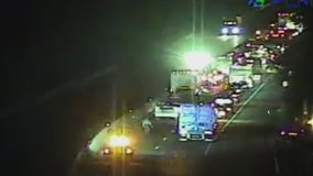 Firefighter killed, 3 others hurt after DUI-related crash on I-76