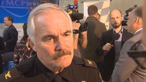 Former Maryland police chief Thomas Manger selected to lead US Capitol Police after insurrection