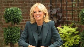 First lady Dr. Jill Biden to visit Philadelphia for Celebration of Freedom ceremony on July 4