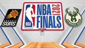Bucks blowout: Giannis has 41, Suns' NBA Finals lead now 2-1