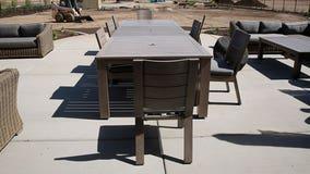 Patio furniture shortage tells US economic tale