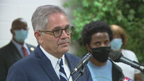 DA Krasner emotionally calls for several measures to help curb gun violence