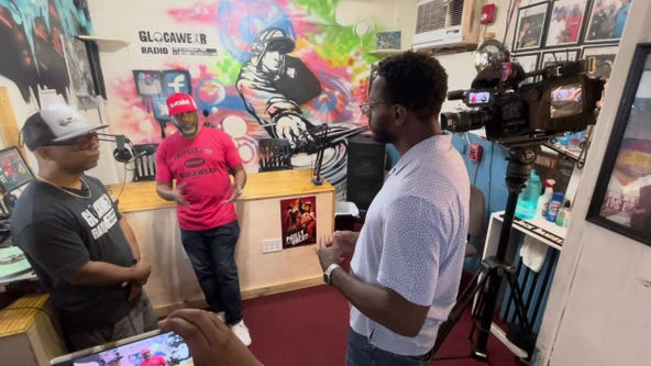 Glocawear: from t-shirts to radio station owners