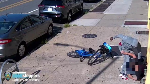 VIDEO: 68-year-old man hospitalized after brutal attack in Brooklyn