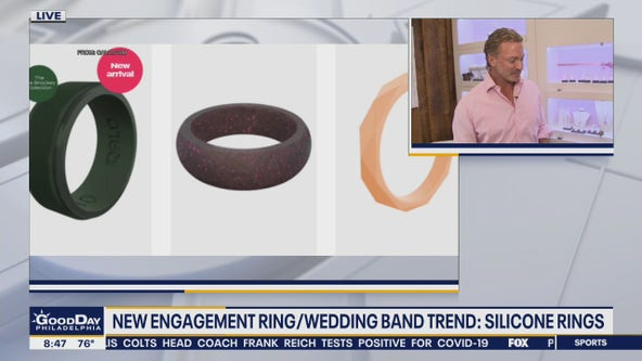 New engagement ring and wedding band trends