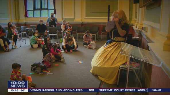 Please Touch Museum hosts Drag Queen Story Time