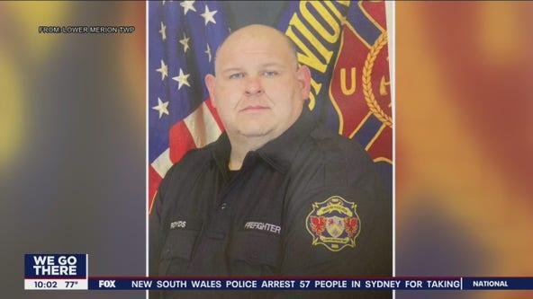 Firefighter dies attending accident scene on I-76; Lower Merion community in mourning