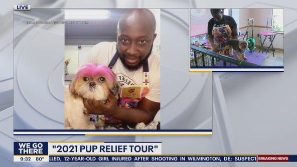 2021 Pup Relief Tour