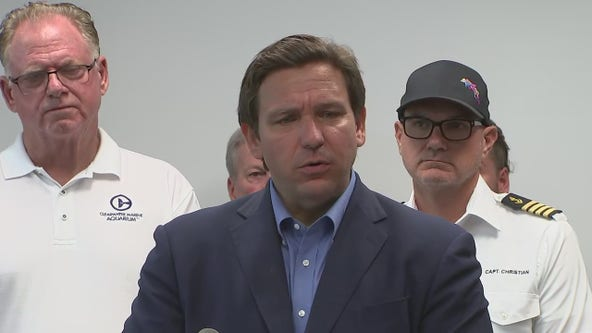 DeSantis says there will be no mask mandates in Florida schools