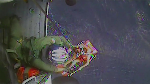 Coast Guard rescues 7 people off Cape May coast