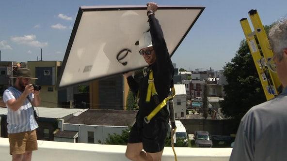 Going Green: Former Eagle Connor Barwin goes solar at Philadelphia home