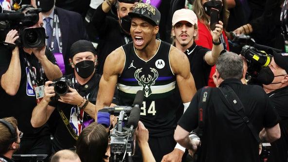 Milwaukee Bucks are champions; Giannis scores 50
