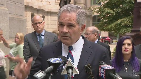 Philadelphia files lawsuit over national opioid settlement