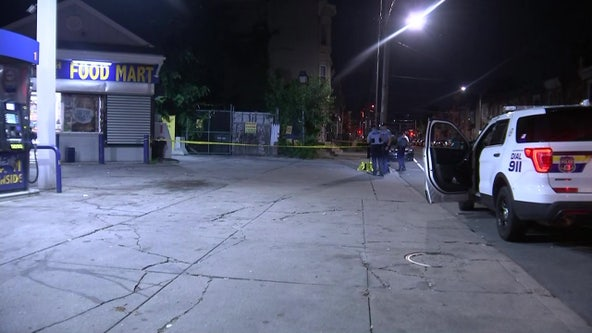 1 critical after double shooting in Strawberry Mansion