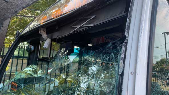 Multiple injuries reported after SEPTA bus crash in North Philadelphia