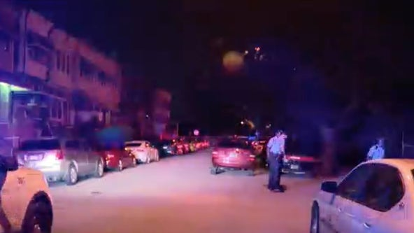 Man and woman shot walking to car in North Philadelphia
