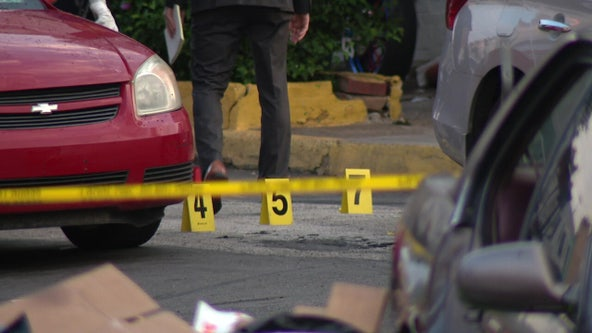 Police fatally shoot man who allegedly fired into crowd, pointed gun at officers in Kensington