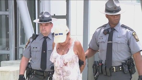 Woman drank mixed alcoholic beverage while driving before I-76 crash that killed firefighter, affidavit says