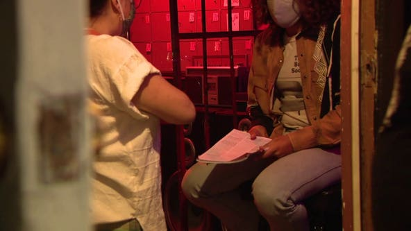 Los Angeles hangout spot has bouncer checking for proof of vaccine at door