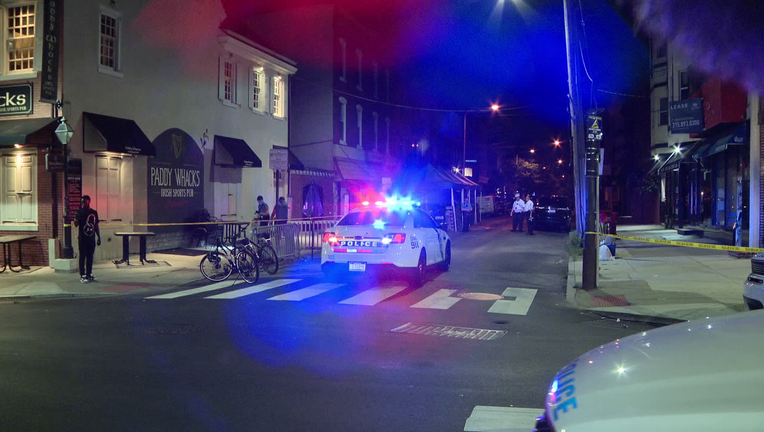S 2nd St shooting