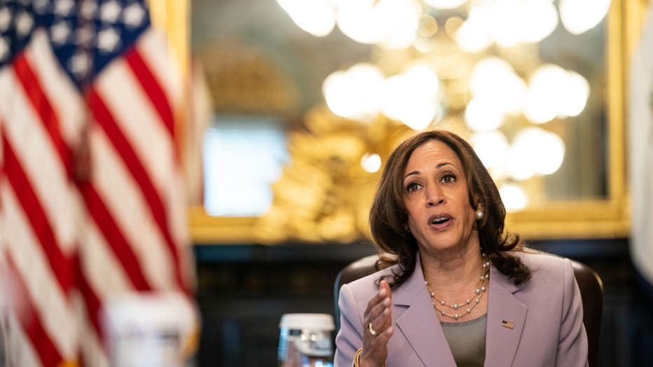 Vice President Kamala Harris meets with DACA Recipients, Dreamers without DACA, and Immigrant Rights Leaders