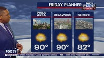 Weather Authority: Thursday 6 p.m. update