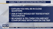 How to handle relationships with the unvaccinated
