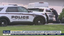 12 injured at Lancaster County sports complex