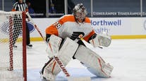 Flyers re-sign goalie Carter Hart to 3-year contract