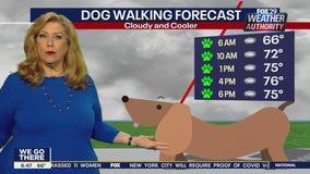Weather Authority: 6 am Wednesday update