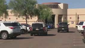 Mesa Police: Infant boy dead after being found unresponsive at mall parking lot