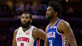 Report: 76ers agree to 1-year deal with center Andre Drummond