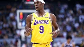 Los Angeles Lakers welcome back NBA veteran Rajon Rondo