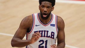 AP Source: 76ers, Embiid agree to $196 million, 4-year deal
